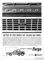 Fargo Pick-Up y Camión